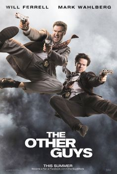 The Other Guys - I haven't laughed that hard in a long time.