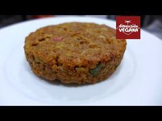 La mejor hamburguesa de soja casera   La Dimensión Vegana
