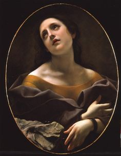 Carlo Dolci - Allegory of Patience, 1677