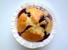 Les Crocs du Loupinet : Muffins aux myrtilles