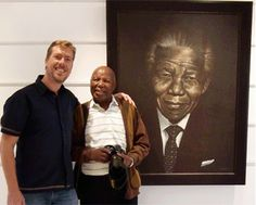 A visit from photo journalist Alf Kumalo South African Artists