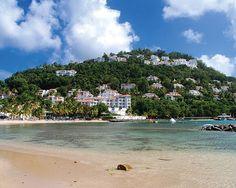 Labrelotte Bay - Castries, St. Lucia