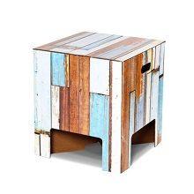 Dutch Design Chair Kruk - Something Blue