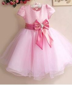 f3181fc00c3 Pretty in Pink Party Dress available at www.mybabybundle.com.au Pink Flower