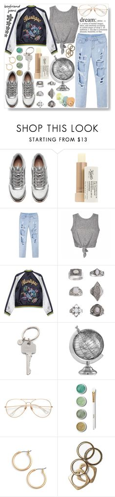 """""""#286"""" by bulls-fan ❤ liked on Polyvore featuring Kiehl's, Hilfiger Collection, Topshop, Paul Smith, Modern Day Accents, Terre Mère, Nordstrom and Rachel Leigh"""