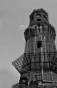 La Torre dell'Angelo vista e raccontata da Katia Ceretti #turismo #vercelli #terreriflesse