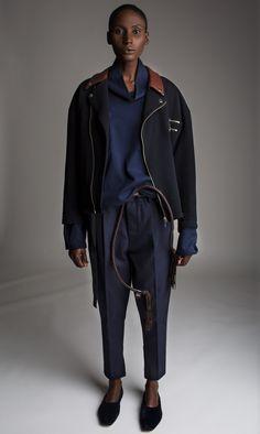 3.1 Phillip Lim Pegged Trousers Designer Vintage Fashion