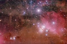 M78 and Horsehead nebula from hirocun flickr