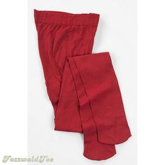 580fcd90730f5 Details about J Jill NWT Opaque Tights Red one sz fits S & M Nylon Blend Womens  Microfiber New