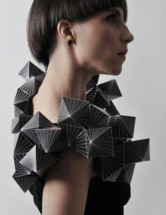 Beautiful pieces by Amila Hrustić, her website here. Found Via Dezeen