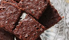 A healthy version of a classic favorite, Swanson Better-for-You Brownies feature Eden Foods Applesauce, Bob's Flour, Royal Harvest Flax Oil and Swanson Organic Cocoa Powder.