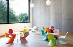 Image result for vitra panton junior chair