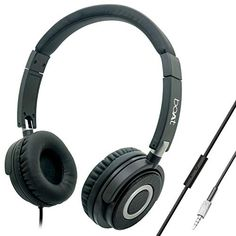 boAt BassHeads 900 On-Ear Wired Headphone with Super Extra Bass, in-line Mic, Snug Fit and Lightweight Foldable Design (Black) - Electronics market Best Headphones, Bluetooth Headphones, Headphones Online, Pain In The Ear, Mobile Gadgets, Phone Gadgets, Newest Cell Phones, Headphone With Mic, Headset
