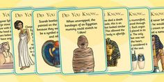 Amazing facts about Egypt