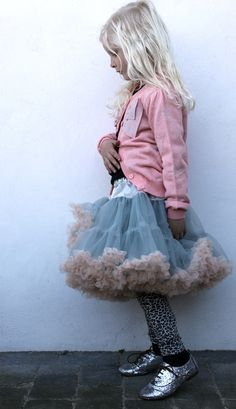 "Love these. Hip right now. Need to do a wedding dress ""inspired"" by these tutus. Not the same...just inspired"