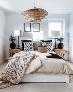 Room Design Bedroom, Room Ideas Bedroom, Bedroom Inspo, Home Decor Bedroom, Master Bedroom Decorating Ideas, Design Room, Bedroom Designs, Interior Design, Living Room Designs