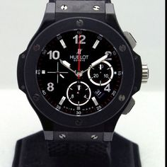 cad725b39aa Buy high quality Hublot Big Bang Black Magic Arabic Swiss Replica watch  from Swisstime.