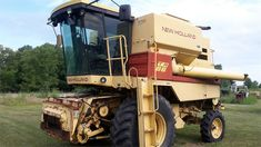 1991 New Holland New Holland, Harvest Time, Tractors
