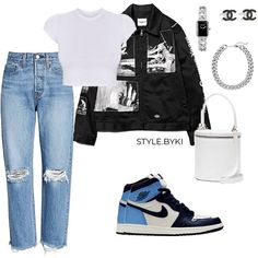 300 Likes, 2 Comments - Cute Lazy Outfits, Cute Casual Outfits, Edgy Outfits, Retro Outfits, Polyvore Outfits Casual, Zendaya Outfits, Vintage Outfits, Mode Hip Hop, Mode Ootd