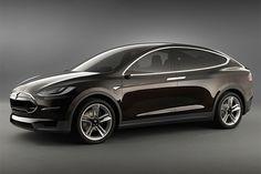 tesla model x - electric, seats seven, 0-60 in 4.4 seconds.