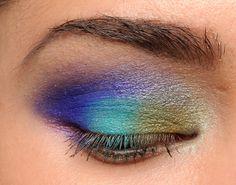 Fyrinnae Aztec Gold Pressed Eyeshadow & Gender Bent Eyeshadow Reviews, Photos, Swatches - Temptalia Beauty Blog: Makeup Reviews, Beauty Tips