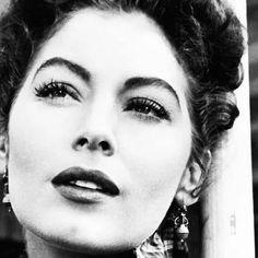 """hedgerowbandit:  """" Ava Gardner  """""""