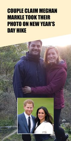 Couple claim Meghan Markle took their photo on New Year's Day hike - Taste Every Season Suits Actress, Kate Middleton News, Meghan Markle News, Abigail Spencer, Day Hike, Vancouver Island, How To Take Photos, Queen Elizabeth, Things To Come