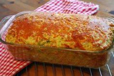 Loaf Recipes, Greek Recipes, Casserole Recipes, Cooking Recipes, Garam Masala, Cetogenic Diet, Zucchini Cheese, Cheese Bread, Greek Dishes