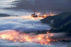 Rise above the fog