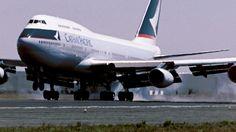 Cathay's last jumbo jet makes its final flight