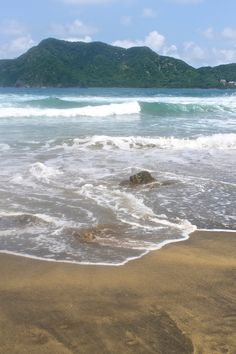 Playa de Manzanillo. Colima, Mexico. / www.thisislevel.com #colima #mexico #manzanillo #travel #beach #nature