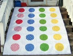 The Twister Quilt | FaveQuilts.com