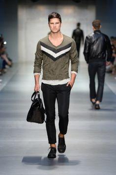 Ermanno Scervino - Men Fashion Spring Summer 2014 - Shows - Vogue.it