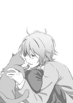ADOPTED This is Kido. Age 17. He is sensitive and gets hurt easily. He cares a lot about his friends but sometimes buds into their personal lives too much. He loves cats as well.