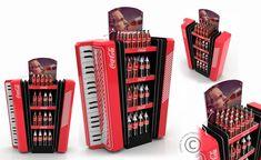 Point of Purchase Pallet Display, Pop Display, Display Design, Pos Design, Coca Cola, Pepsi, Coke, Displays, Point Of Purchase