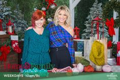 The Knit Vibe's Go-To Chunky Cowl on Home & Family