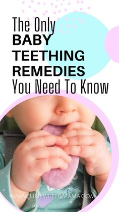 Baby Teething Symptoms and Remedies – Unlimited Mama - Modern Baby Teething Biscuits, Best Teething Toys, Teething Gel, Amber Teething, Baby Teething Symptoms, Baby Teething Remedies, Natural Teething Remedies, Baby Care Tips