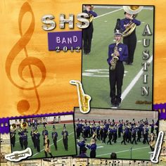 A band layout!! Yeah! Finally! Love it  http://www.acherryontop.com/gallery/view/scrapbook-layouts/165224-shs-band-2012