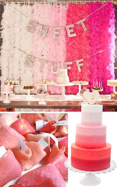 Nicole Rene Design {weddings, events, home decor, fashion & more}: Dream Wedding #14: Dreamy Dessert Bar