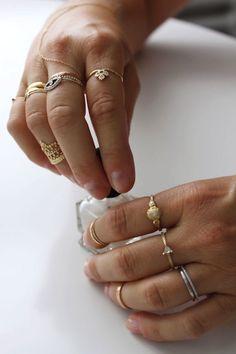 Rony Vardi of Catbird rings