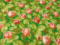 Robyn Pandolph SSI Fabrics Flannel cotton Forget me not, My love series one yard