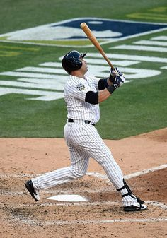 #Allstar2016 Carlos Beltran of the New York Yankees bats during the 87th Annual MLB AllStar Game at PETCO Park on July 12 2016 in San Diego California