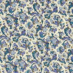 Made In Italy Authentic Florentine Paper Traditional Blue By Rossi  R134BL