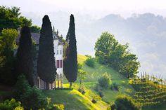 Asolo, Treviso, Veneto, Italia