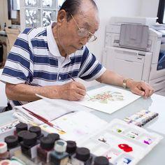 Hoje o dia é dele!! 🙏🏻🙌🏻👴🏼 Yuki Fujita, parabéns meu amado pai pelos seus 78 anos de vida. Que possamos contar com o seu talento por muitos e muitos anos. Eternamente grata e infinitamente feliz ao seu lado!!! 🎉❤️🎂 #happybirthday #felizaniversário #78anos #meupaimeuheroi #meupai #familia #gratidao #parabens #susanafujita Foto by @carolnoelfoto