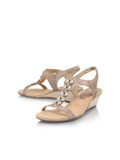 Damek3 heeled sandals