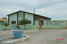 ... Boa Ventura-PB: Templo e Colegio Batista | by Egberto Araújo