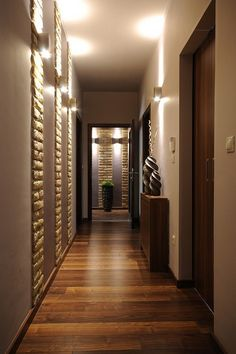Déco couloir : aménagement en 30 photos | Design moderne, Couloir ...