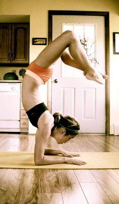 Yoga, scorpion