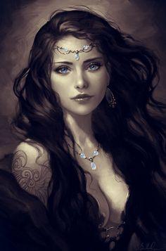 Sisters Of Night (Enhanced) Art Credits=Selenada by anakinbarryarry.deviantart.com on @DeviantArt